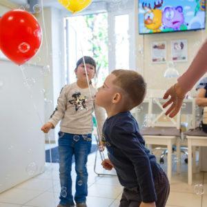 """Праздник Детства в """"Забаве"""" на Звездной"""