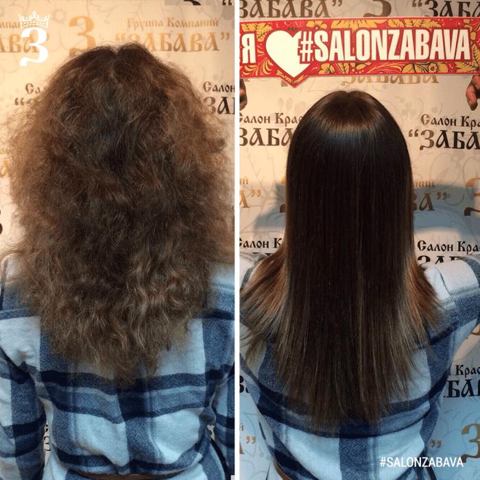 Кератиновое (бразильское) выпрямление волос в СПб – цена ...: https://salonzabava.ru/brazilskoe-keratinovoe-vypryamlenie-volos-spb/