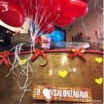 День Святого Валентина в Салоне Красоты «Забава»