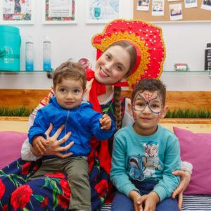 """Праздник Детства в """"Забаве"""" Площадь Восстания"""