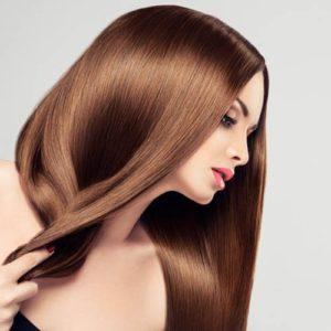 Кератиновое (бразильское) выпрямление волос в СПб – цена, фото до и после