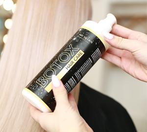 Акция месяца! Ботокс для волос со скидкой 50%!