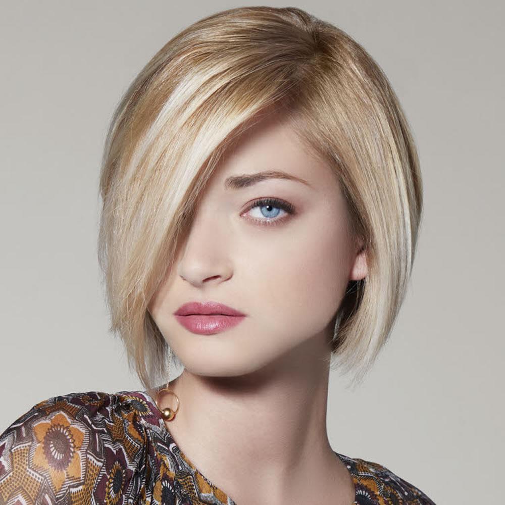 картинки разных стрижек волос расположен