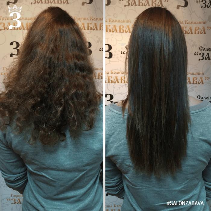 Лечение волос в салоне процедуры отзывы