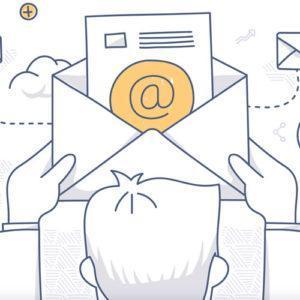 Мы запустили e-mail рассылку!